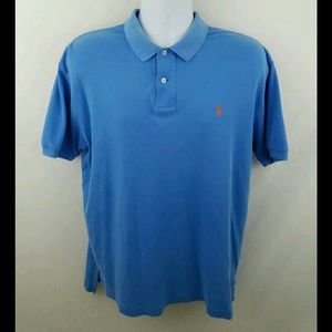 Ralph Lauren Men's Interlock Polo Shirt
